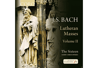 The Sixteen - Bach: Lutheran Masses Vol. II - (CD)