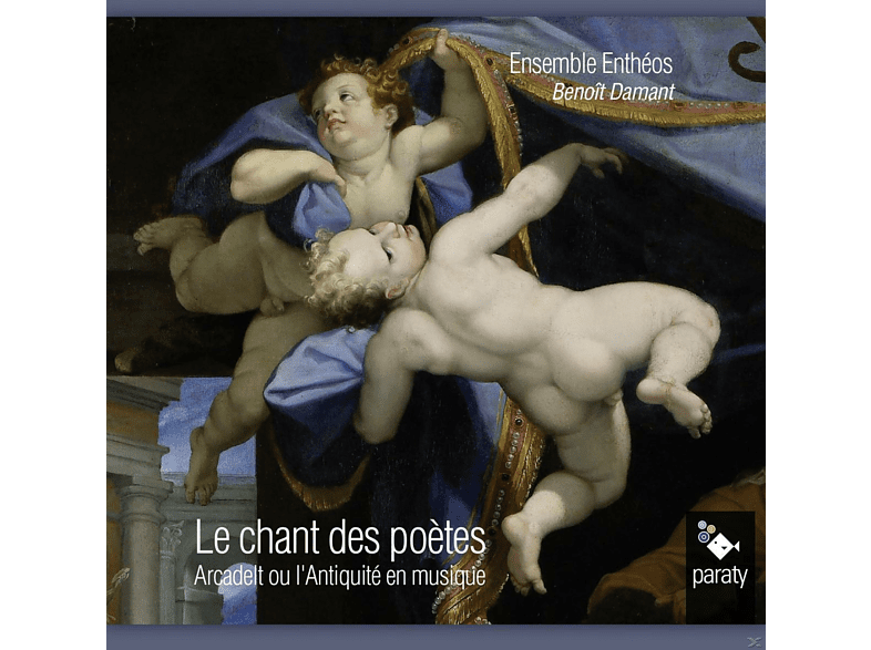 Ensemble Entheos, Benoit Damant - Le Chant Des Poetes [CD]