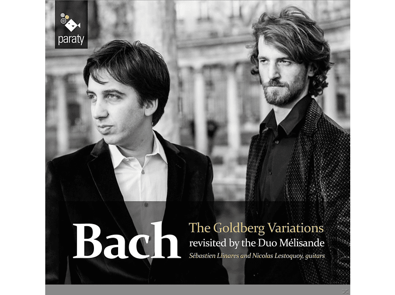 Duo Melisande - The Goldberg Variations [CD]