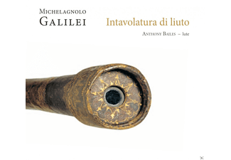 Anthony Bailes - Intavolatura Di Liuto - (CD)