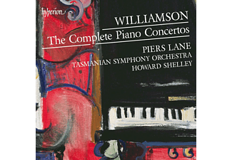Tasmanian Symphony Orchestra, Lane Piers - Williamson: The Complete Piano Concertos - (CD)