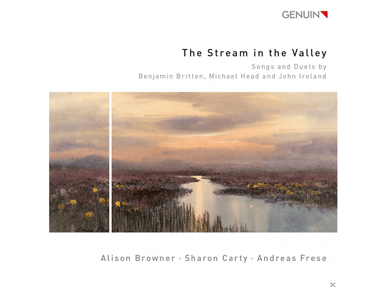 Alison Browner, Sharon Carty, Andreas Frese - The Stream In The Valley-Lieder Und Duette [CD]