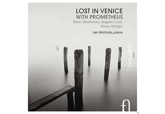 Jan Michiels - Lost In Venice With Prometheus - (CD)
