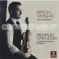 Renaud Capucon, Chamber Orchestra Of Europe - Violin Concertos [CD]