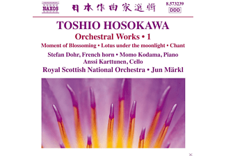 Royal Scottish National Orchestra - Orchesterwerke Vol.1 - (CD)