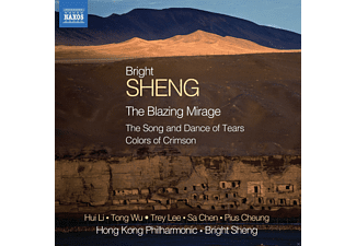 Hong Kong Philharmonic - Blazing Mirage / Song and Dance of Tears - (CD)
