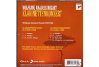 VARIOUS - Klarinettenkonzert [CD]
