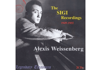 Alexis Weissenberg - The Sigi Recordings 1949-1955 - (CD)