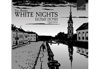 Mishchevsky, Pisarenko, The Big Symphony Orchestra of All Union Radio and central Television - White Nights - (CD)