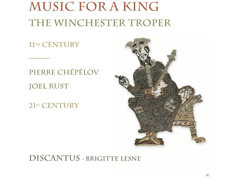 Discantus, The Winchester Troper - Music For A King - The Winchester Troper [CD]