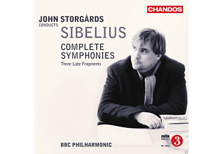 Bbc Philharmonic - Sibelius - Complete Symphonies (Three Late Fragments) - (CD)