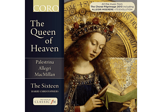 Harry Christophers, The Sixteen - The Queen of Heaven - (CD)
