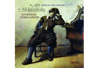 Iestyn Davies, Thomas Dunford - The Art Of Melancholy - Lieder - (CD)