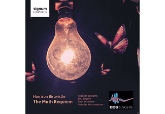 Roderick Williams, Nash Ensemble, Bbc&singers - Chorwerke - The Moth Requiem - (CD)