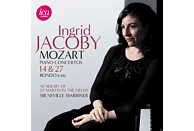 Ingrid Jacoby, Sir Neville Marriner, Academy of St. Martin in the Fields - Piano Concertos 14 & 27 [CD]