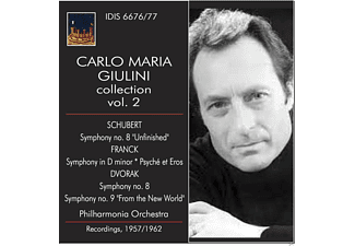 The Philharmonia Orchestra - Carlo Maria Giulini Collection,vol.2 - (CD)