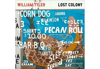 William Tyler - Lost Colony - (Vinyl)
