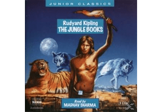 THE JUNGLE BOOK - 3 CD - Literatur/Klassiker