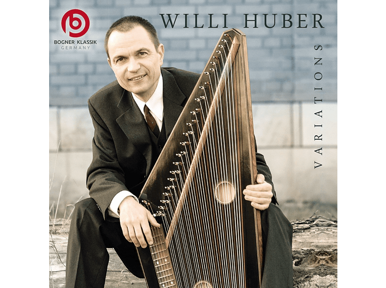 Willi Huber - Variations [CD]