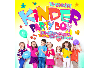 VARIOUS - Kinder Party Box - (CD)