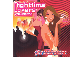 VARIOUS - Nighttime Lovers Volume 18 - (CD)