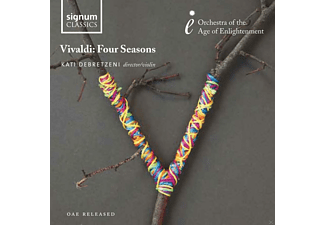 Orchestra Of The Age Of Enlightenment - Vivaldi: Four Seasons - (CD)