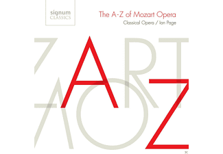 The Orçhestra of Classical Opera, Susan Gritton, Mark Stone - The A-Z Of Mozart Opera - (CD)