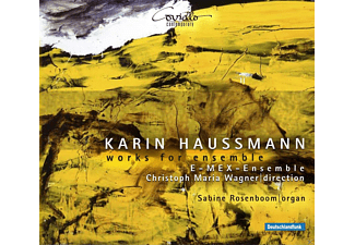 Sabine Rosenboom, E Mex Ensemble - Haussmann: Works For Ensemble - (CD)
