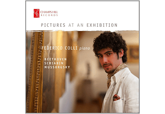 Federico Colli - Pictures At An Exhibition - (CD)