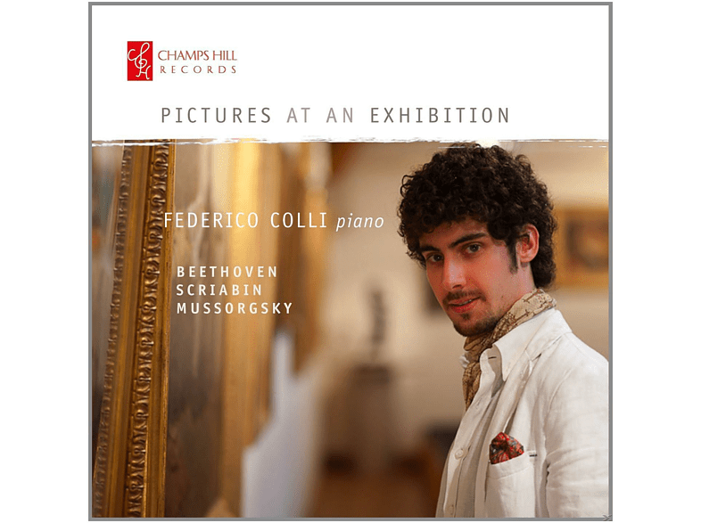 Federico Colli - Pictures At An Exhibition [CD]
