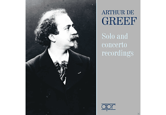 Arthur De Greef, Royal Albert Hall Orchestra, London Symphony Orchestra, New Symphony Orchestra - Klavierwerke & Klavierkonzerte - (CD)