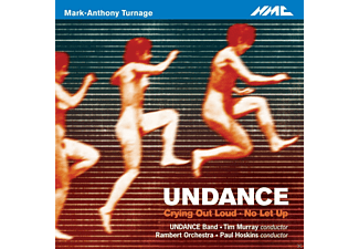 Undance Band, Rambert Orchestra - Undance: Crying Out Loud - No Let Up - (CD)