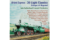 Iain Sutherland Concert Orchestra - Orient Express-20 Light Classics: Europe & Beyond [CD]