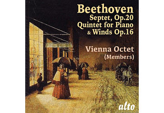 Vienna Octet - Beethoven: Septet Op. 20 - (CD)