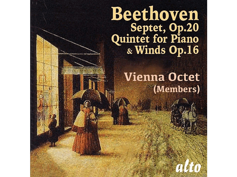 Vienna Octet - Beethoven: Septet Op. 20 [CD]