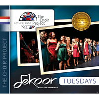 Dekoor Close Harmony - Tuesdays [CD]