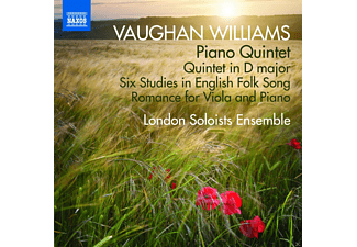 London Soloists Ensemble - Piano Quintets - (CD)