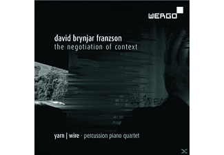 VARIOUS - The Negotiation Of Context - (CD)