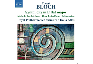 Royal Philharmonic Orchestra - Bloch: Symphony In E Flat Major - (CD)