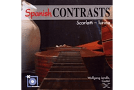 Wolfgang Lendle - Spanish Contrasts [CD]