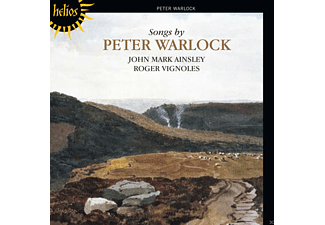John Mark Ainsley, Roger Vignoles - Songs By Peter Warlock - (CD)