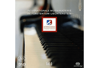Internationale Musikakademie Im Fürstentum Liechtenstein - International Musical Academy in Liechtenstein - (SACD Hybrid)