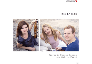 Trio Enescu - Trio Enescu: Works By George Enescu And Gabriel Fauré - (CD)