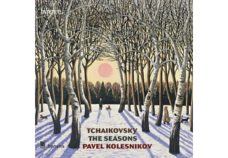 Pavel Kolesnikov - The Seasons / Six Morceaux - (CD)