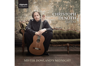 Christoph Denoth - Mister Dowland's Midnight - (CD)
