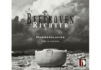Richter Svjatoslav - Hammerklavier - Live In London - (CD)