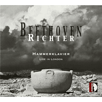 Richter Svjatoslav - Hammerklavier - Live In London [CD]