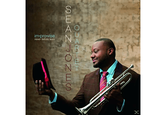 Sean Jones - Im.Pro.Vise - (CD)