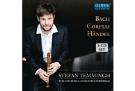 Stefan Temmingh, Olga Watts, Domen Marincic, Alex Wolf, Temmingh's Ensemble, Olga Mishula, Lyndon Watts, Loredana Gintoli - Stefan Temmingh & Ensemble - The Oehms Classical Recordings [CD]