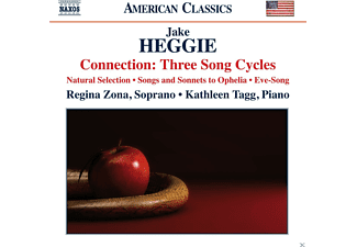 Regina Zona, Kathleen Tagg - Connection: Three Song Cycles - (CD)